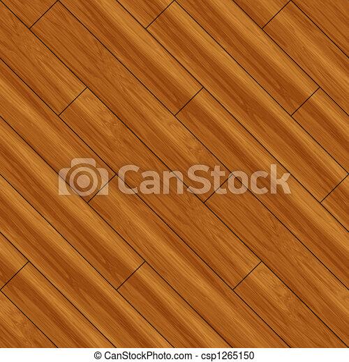 Planteo de madera sin techo - csp1265150