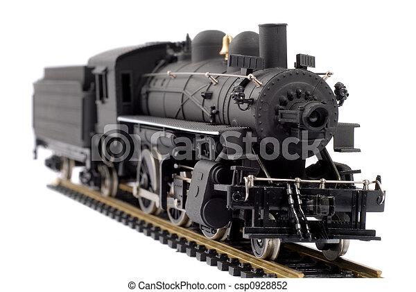 de trein van het stuk speelgoed - csp0928852