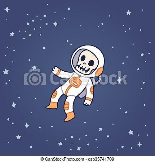 Dead Astronaut Floating In Space Dead Astronaut Floating In Open