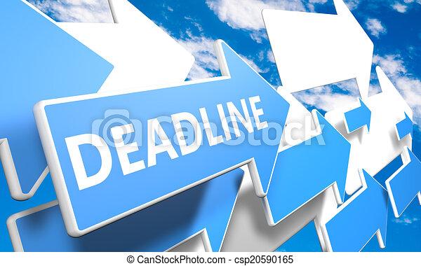 Deadline - csp20590165
