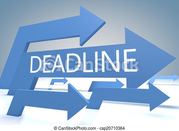Deadline - csp20710364