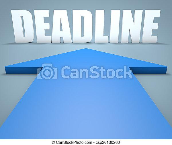 Deadline - csp26130260