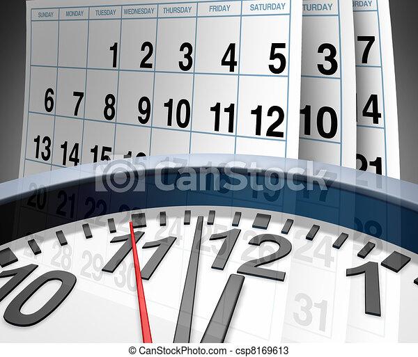 Deadlines and schedules - csp8169613