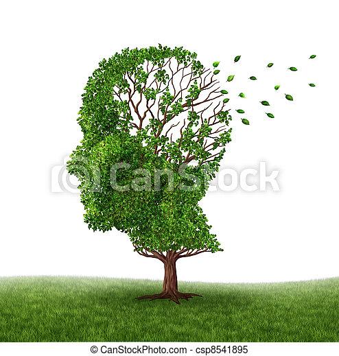 Dealing With Dementia - csp8541895