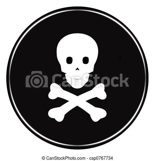 Death Button - csp0767734