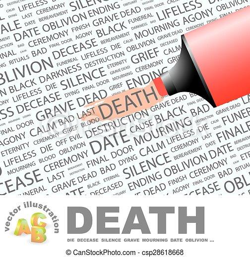 Muerte. - csp28618668
