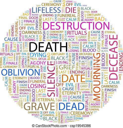 Muerte. - csp19545386