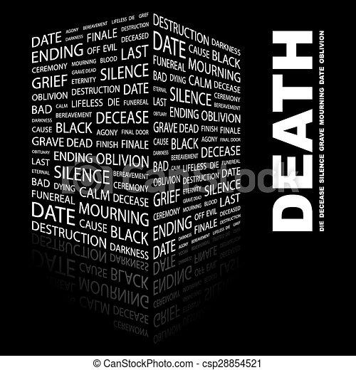 Muerte. - csp28854521