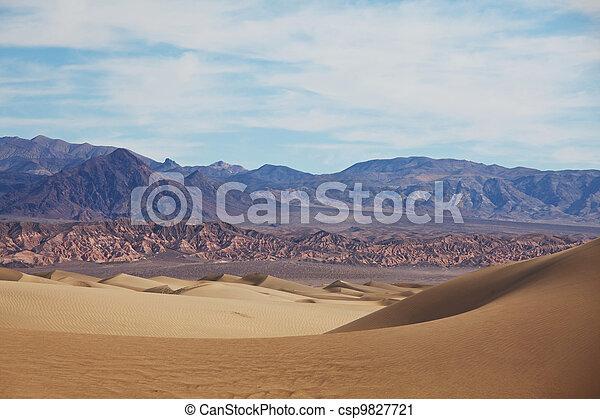 death valley - csp9827721