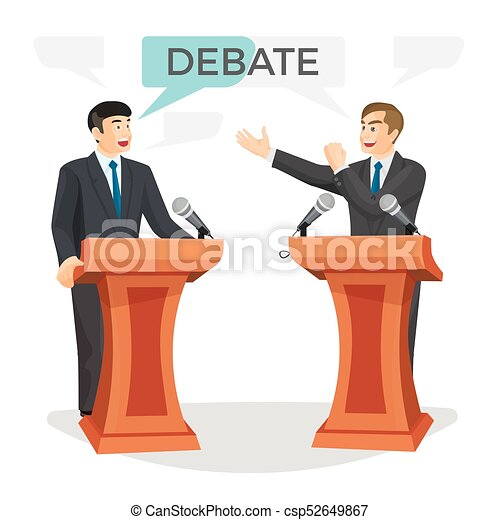 Free Debate Cliparts, Download Free Clip Art, Free Clip Art on Clipart  Library