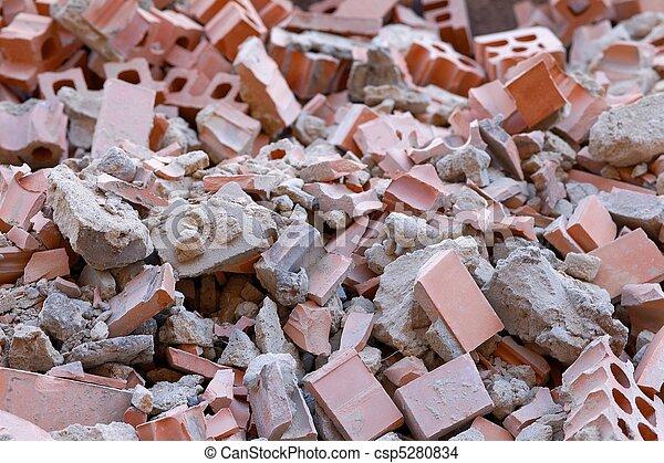 Debris - csp5280834