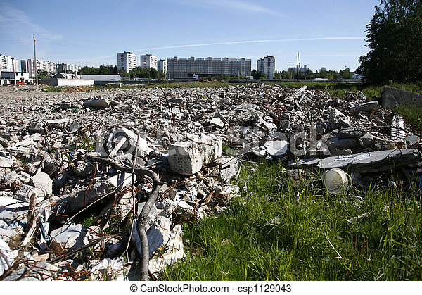 Debris - csp1129043