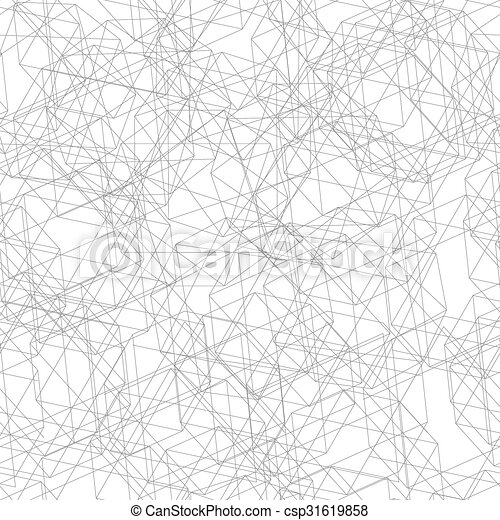 Patrón de líneas finas de decagon - csp31619858