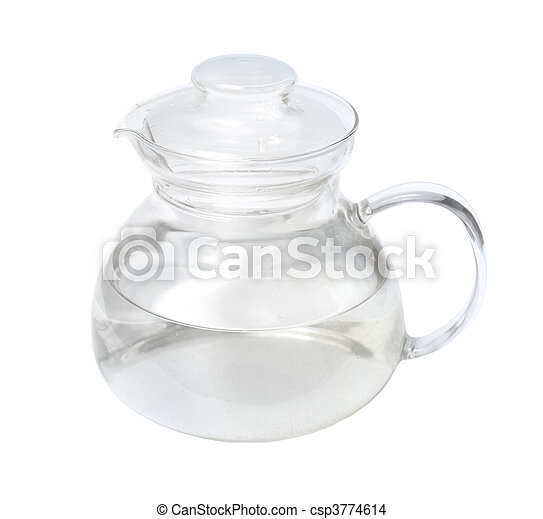 Decanter with water - csp3774614