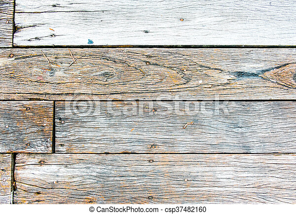 Decay wood texture background - csp37482160