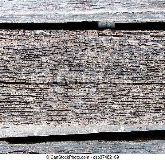 Decay wood texture background - csp37482169