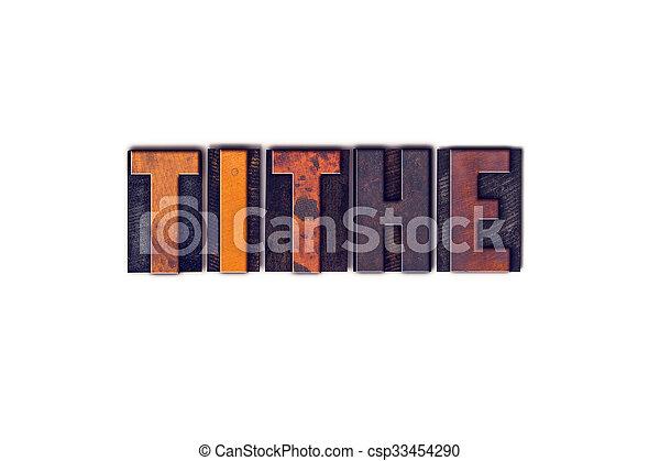 decima, concetto, tipo, isolato, letterpress - csp33454290