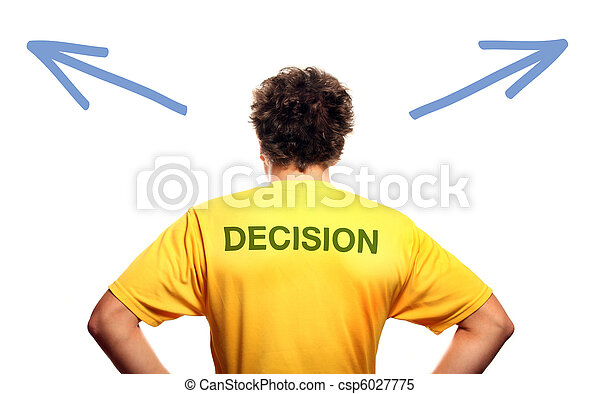Decision maker - csp6027775