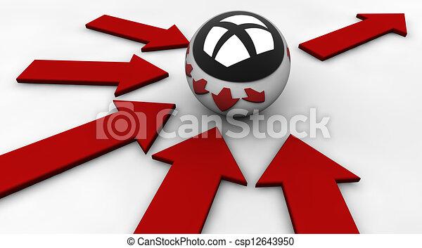 Decision Making - csp12643950