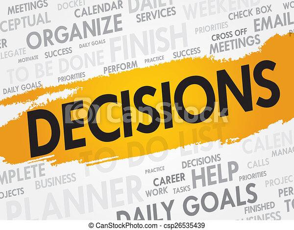 Decisiones - csp26535439