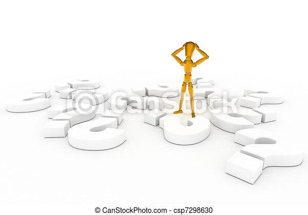Decisiones de negocios - csp7298630