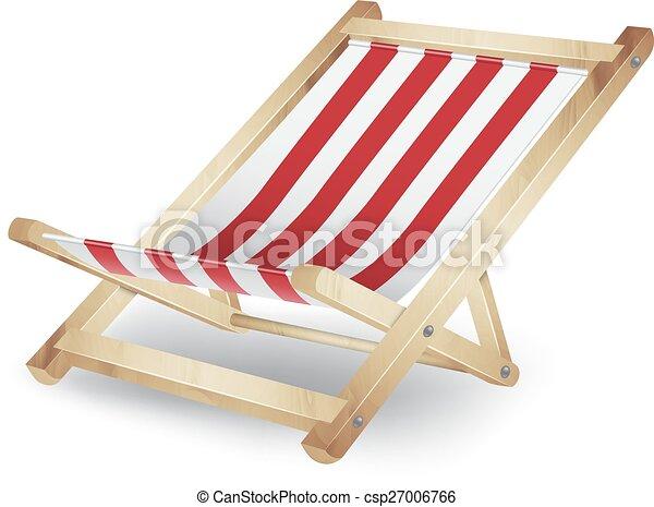 Sonnenstuhl clipart  Deck chair Stock Illustration Images. 4,112 Deck chair illustrations ...