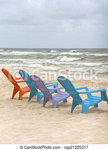 Deck chairs - csp21225317