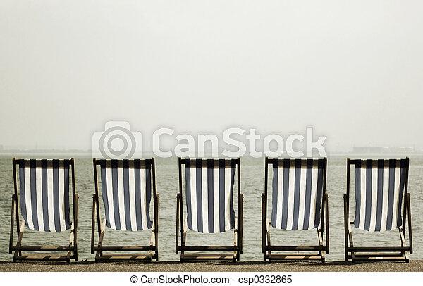 Deckchairs - csp0332865