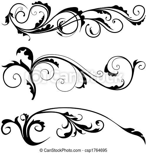 decoração floral - csp1764695