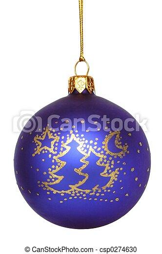 decoração, natal - csp0274630