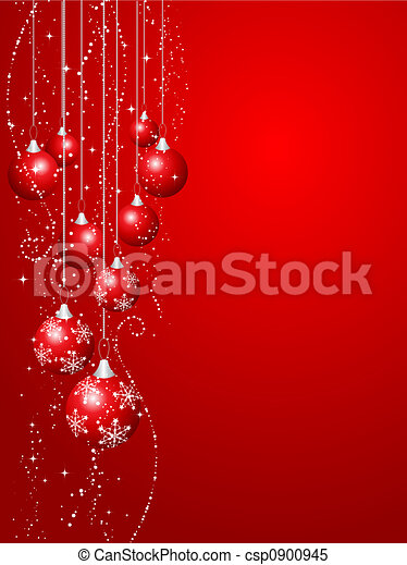 decorações natal - csp0900945