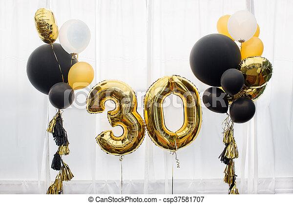 Decoraci n 30 cumplea os aniversario a os thirtieth for Decoracion 30 cumpleanos
