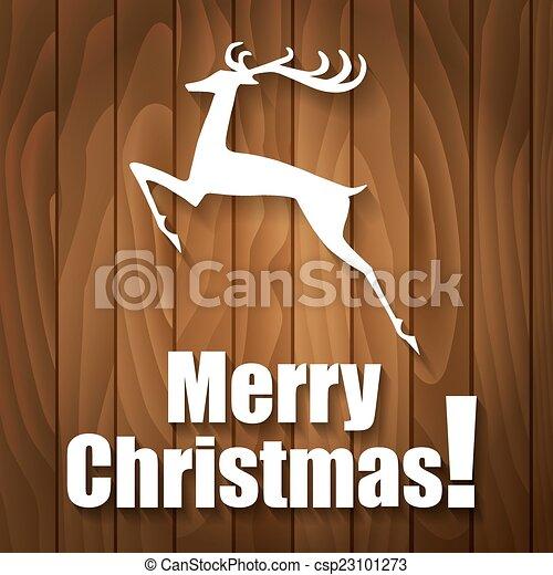 Decoración navideña - csp23101273