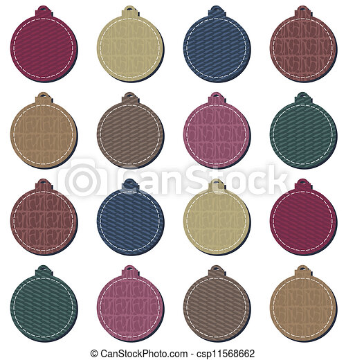 Bolas de decoración navideñas - csp11568662
