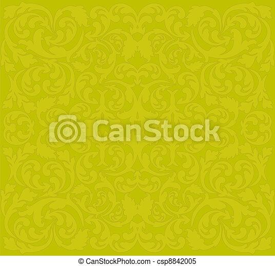 decoratief, achtergrond - csp8842005