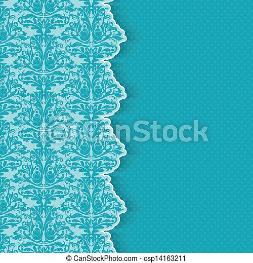 decoratief, achtergrond - csp14163211