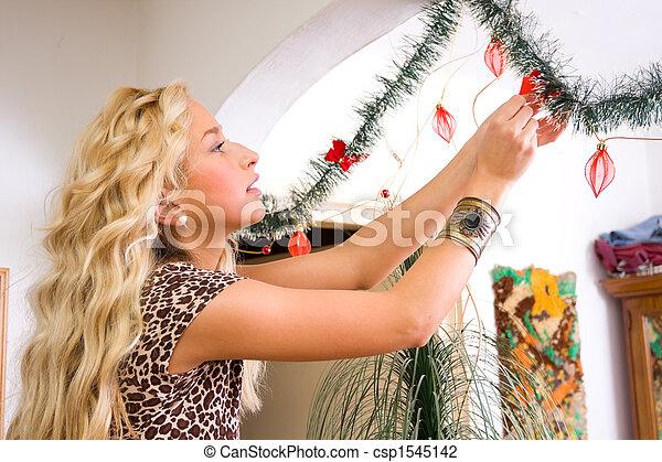 Decorating 1 - csp1545142