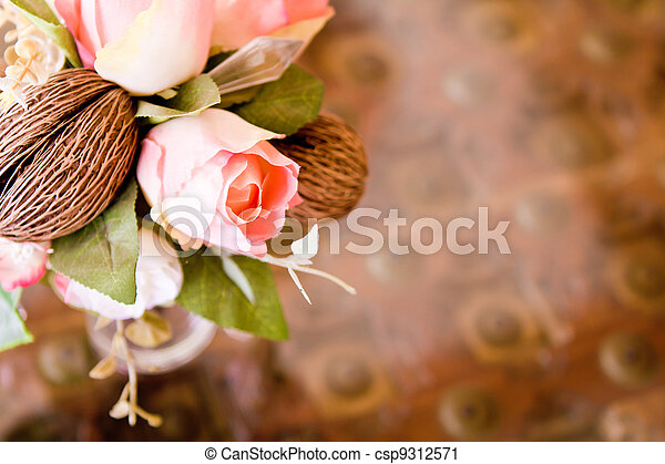 Decoration artificial flower - csp9312571