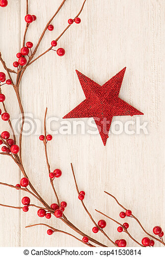 Decoration for Christmas - csp41530814