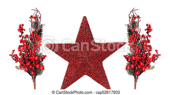 Decoration for Christmas - csp52617933