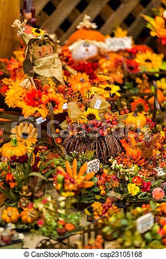 Decorations - csp23105168