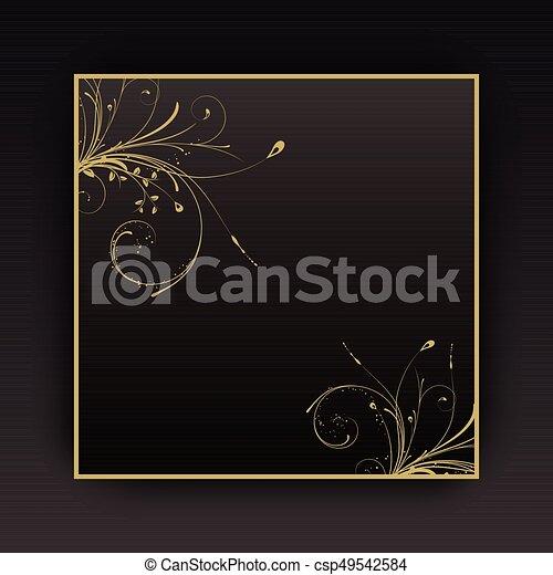 Decorative background - csp49542584