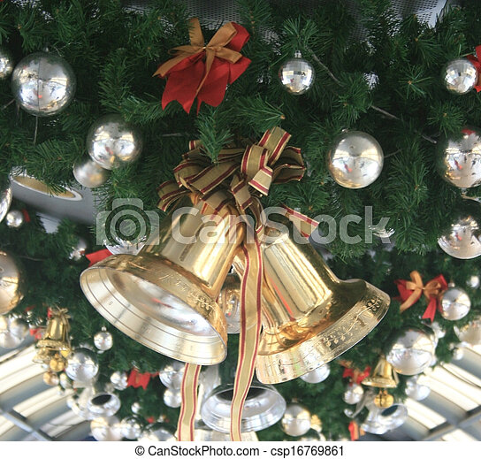 Decorative Christmas - csp16769861