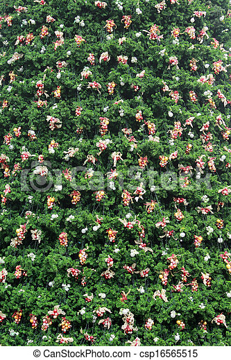 Decorative Christmas tree - csp16565515