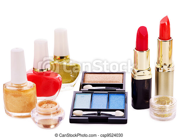 Decorative cosmetics. - csp9524030
