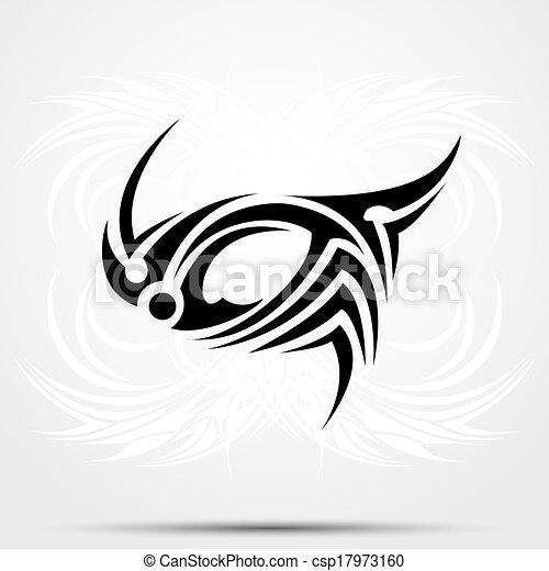 Decorative design element - csp17973160