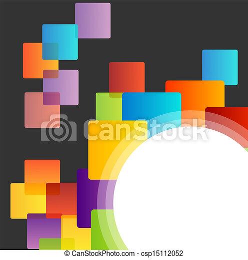 Decorative design element - csp15112052