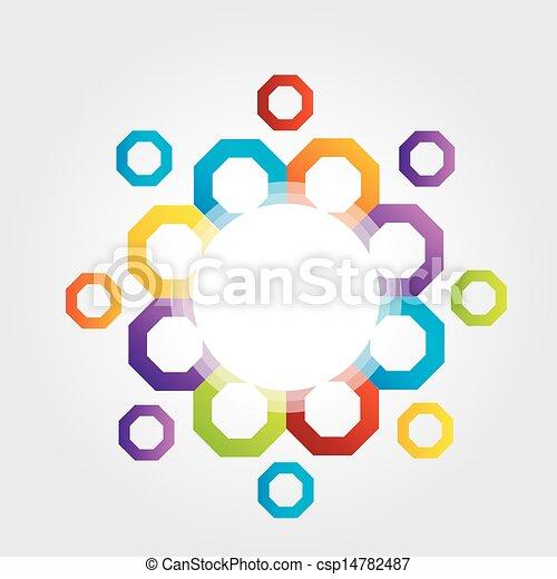 Decorative design element - csp14782487