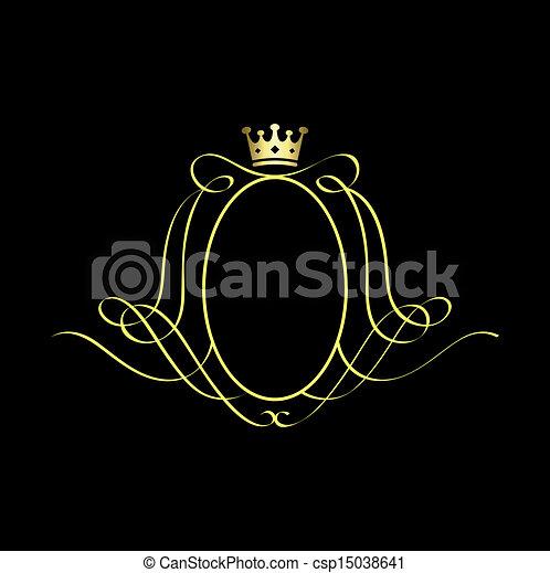 Decorative design element - csp15038641