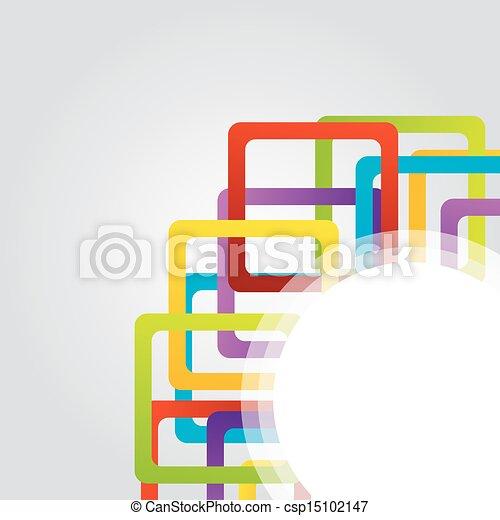 Decorative design element - csp15102147